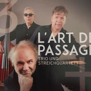 CD Cover L'art de Passage Trio & Streichquartett